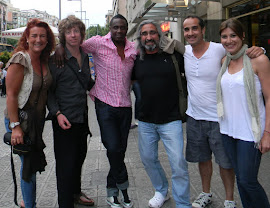 Ana / Simon / Andrew / Ernesto / Marco Antonio y Noemí
