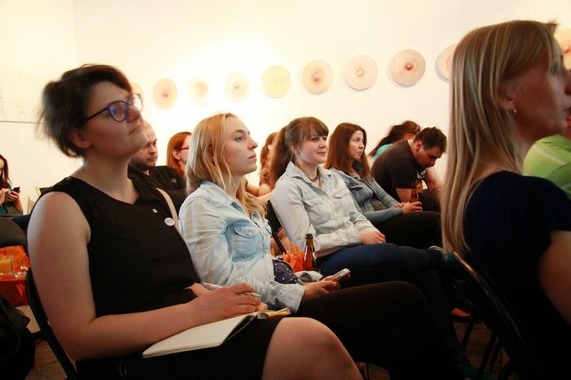 publicznosc, urodzinowe spotkanie Geek Girls Carrots Łódź