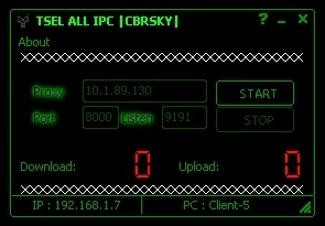 Inject Telkomsel ALL IPC |CBRSKY| 19 Oktober 2014