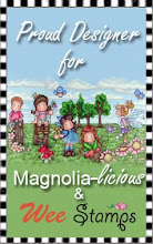 Magnolia-licious &amp; Wee Stamps
