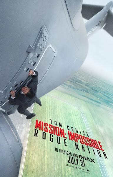 Poster Of Mission: Impossible – Rogue Nation 2015 720p BRRip Dual Audio