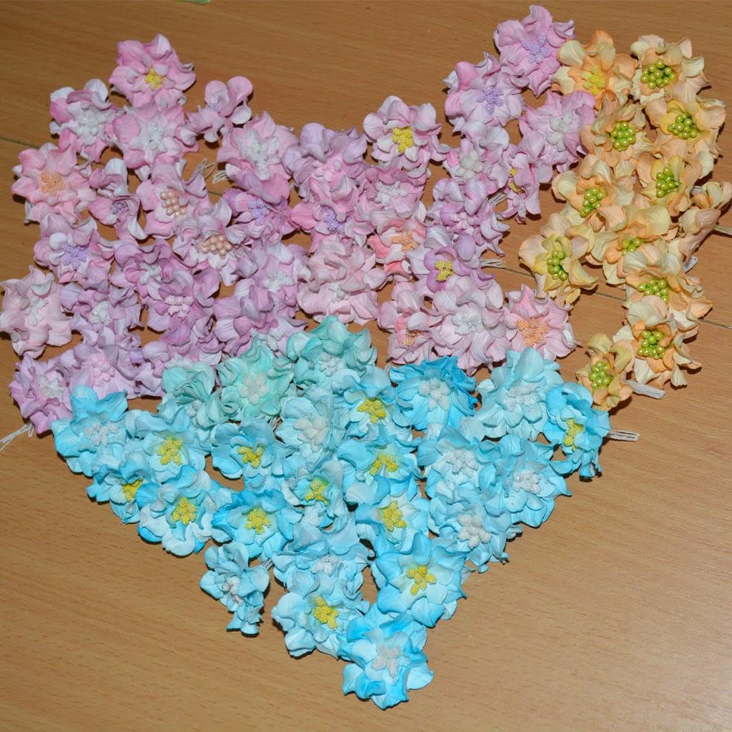 Цветы для скрапбукинга своими руками из бумаги и ткани