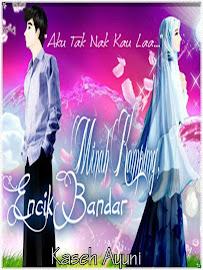 E-Novel: Minah Kampung, Encik Bandar