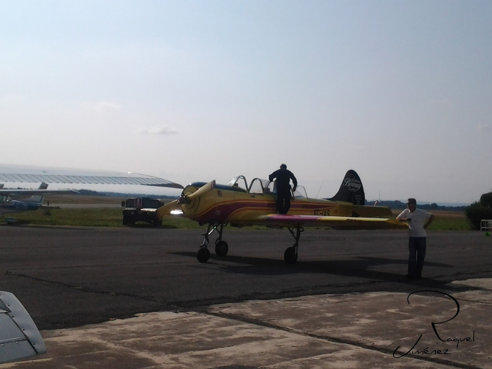 aeródromo Rozas Lugo