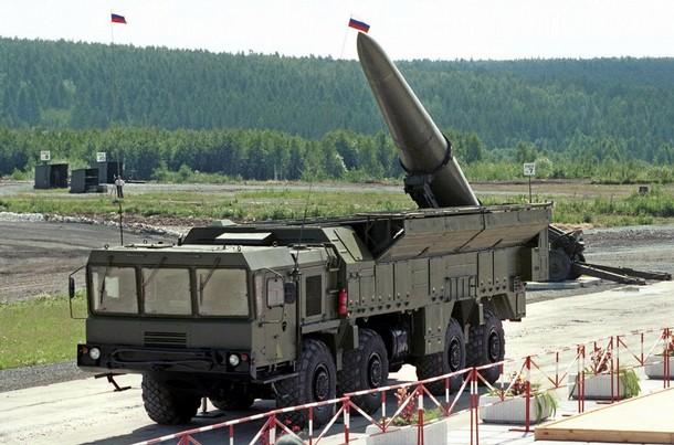 Iskander-M (SS-26 Stone) SRBM