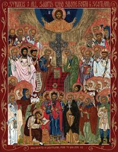 Tous les saints d'Ecosse