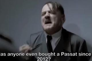 Ο Χίτλερ  μαθαίνει για το σκάνδαλο της Volkswagen