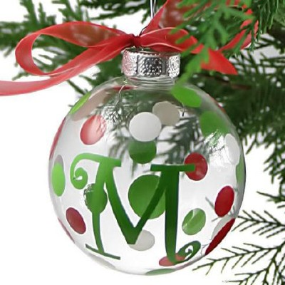Christmas ornaments for H h christmas decorations