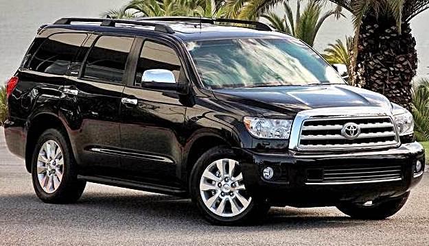 2016 Toyota Sequoia Price