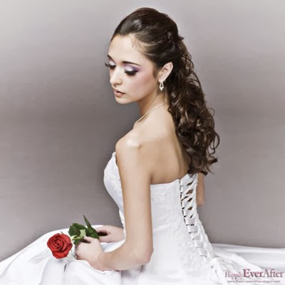 wedding long hairstyles Wedding  For Long Hair