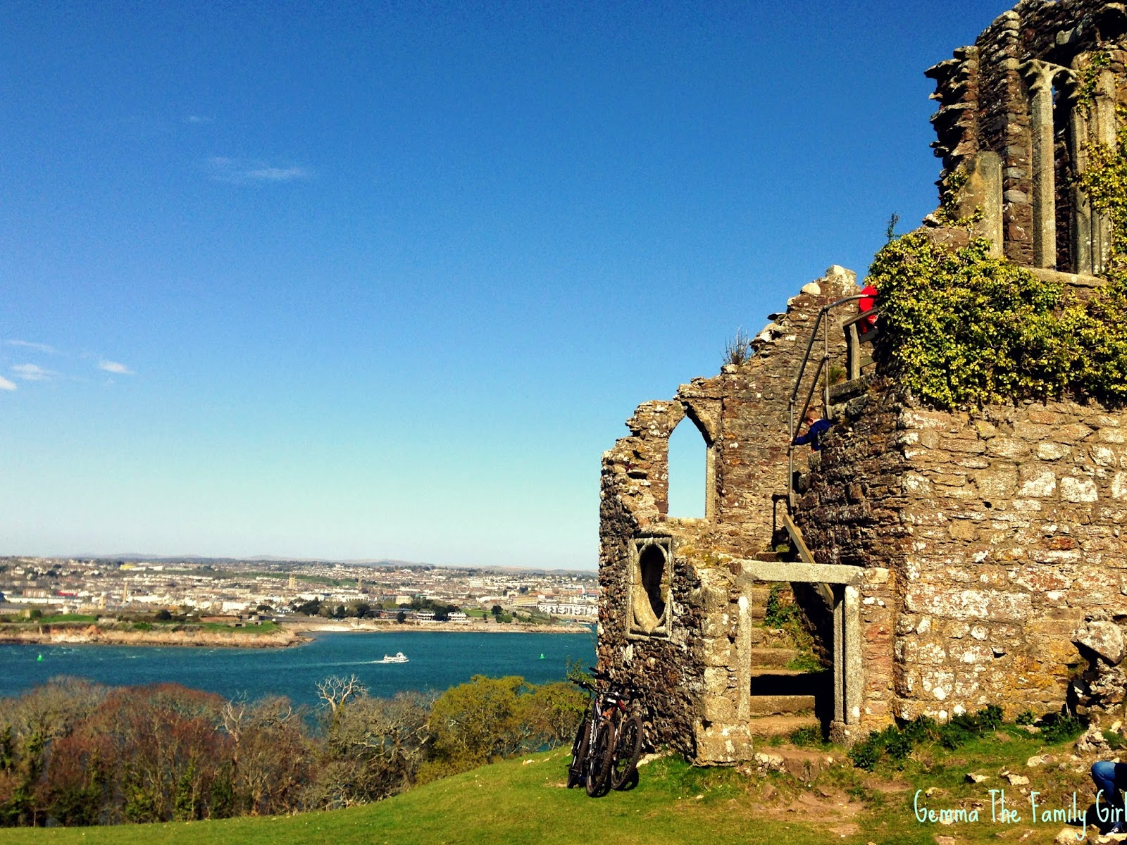 folly, ruins, history, landmark, plymouth, tourist, view, best, cremyll, devon, cornwall, walk, hike, castle, attraction, mount, edgcumbe