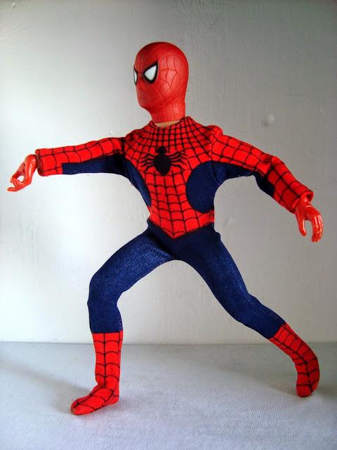 MEGO : poupées, figurines et le reste... - Page 10 Spiderman-mego012