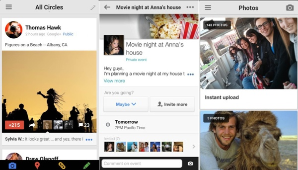 google plus iOS 4.0 news iphone