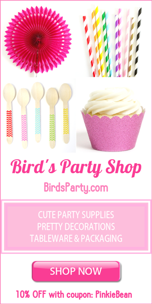Party Supplies and Printables Shop