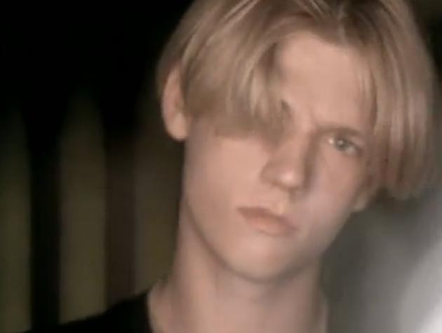 Nick Carter Backstreet Boys Hair