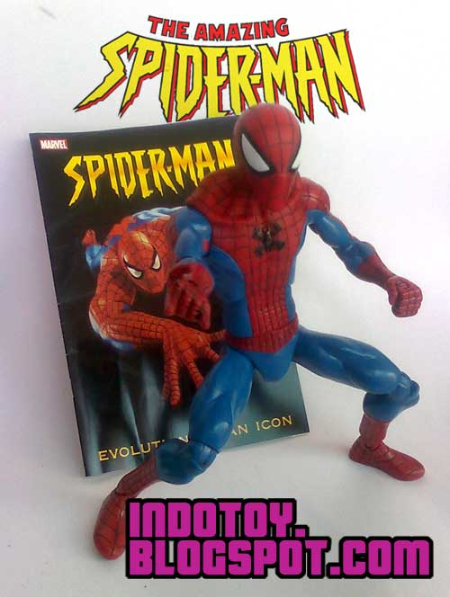 Jual The Amazing Spiderman Action Figure 12 inch