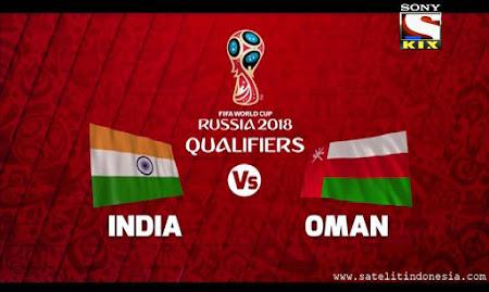 siaran tv Kualifikasi Piala Dunia Rusia 2018 Zona Asia