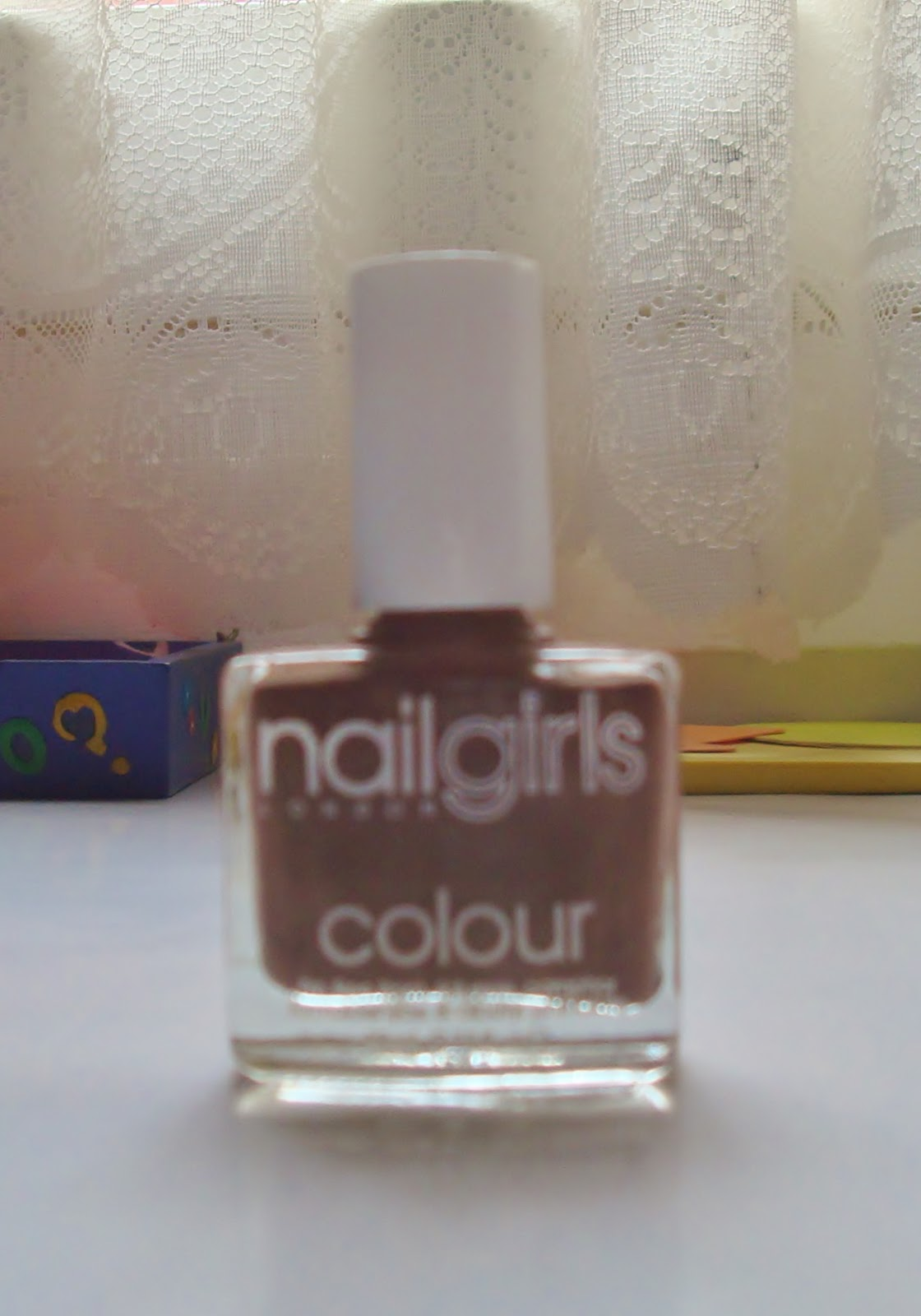 Nails Girls Esmalte de Uñas - Brown