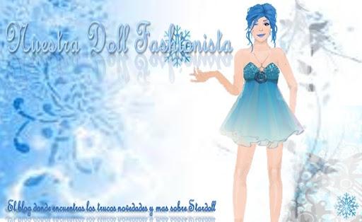 • Nuestra Doll Fashionista •