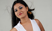 Joselin diqq spicy new actress glamorous photos in white backless gown