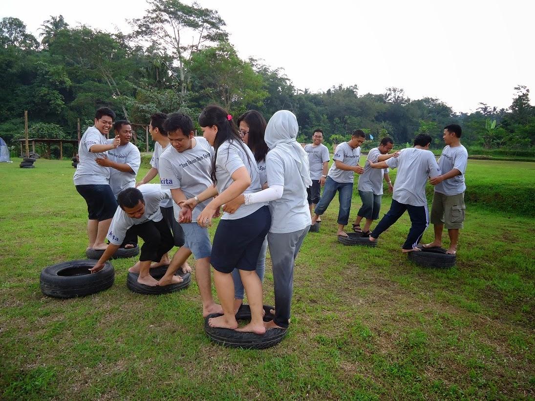 company gathering jogja