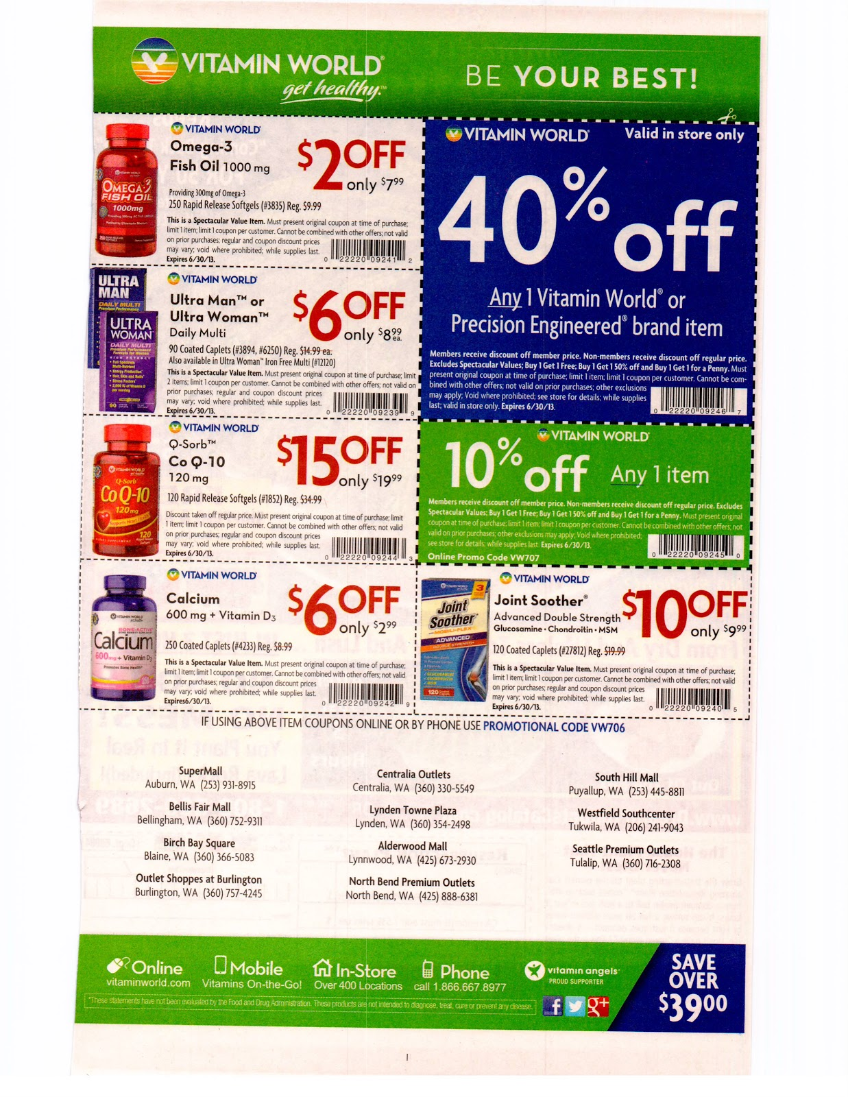 Red plum coupon inserts free