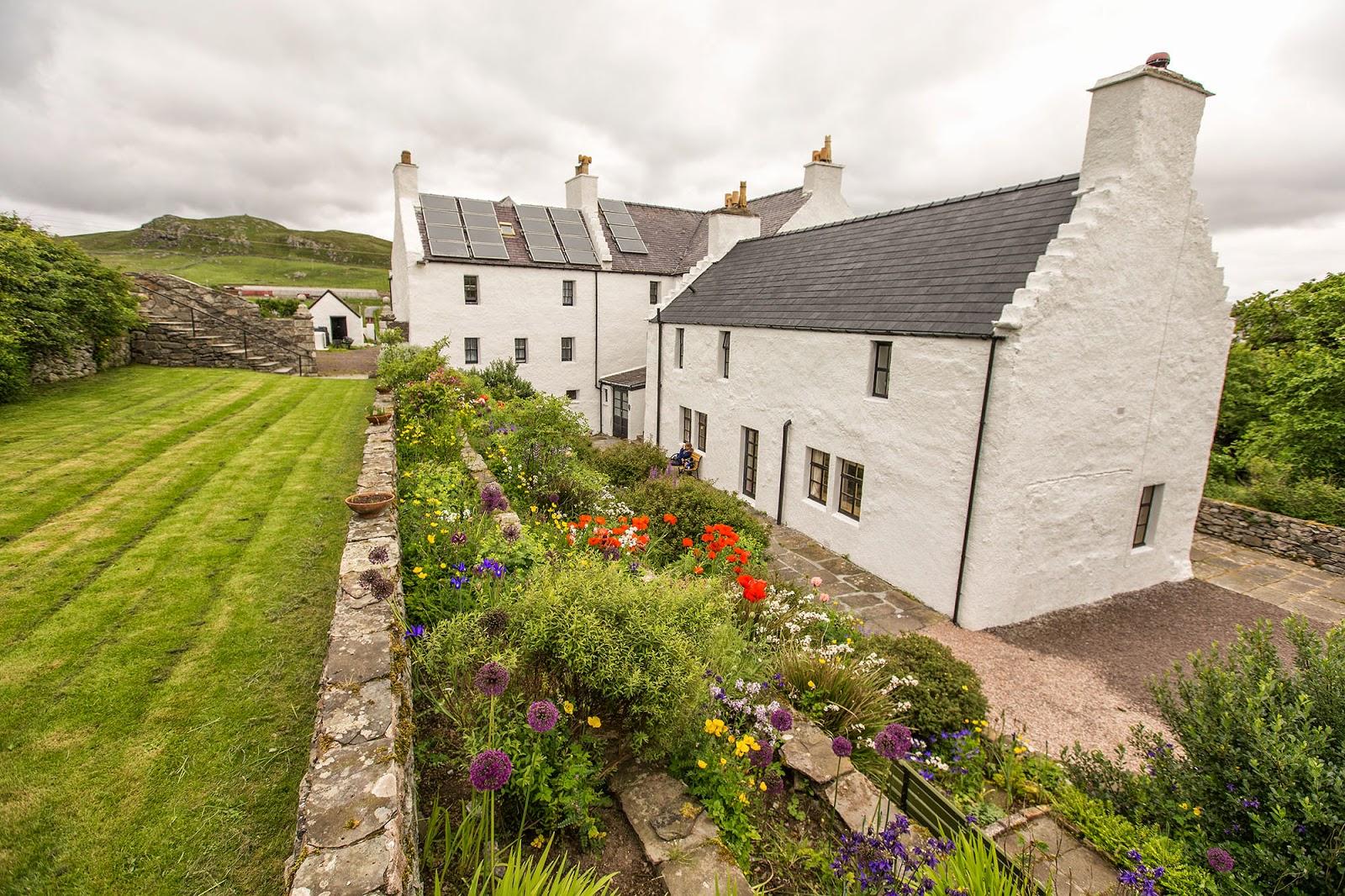 Busta House Hotel, Shetland, UK