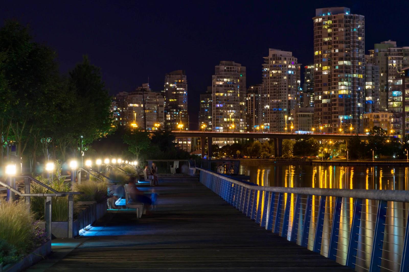 Спокойной ночи, Ванкувер