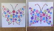 Butterfly Artwork
