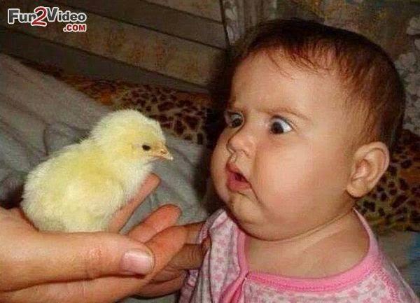 Photo bébé mignon trop drôle