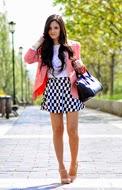 http://www.petitsweetcouture.com/2013/07/chessboard-skirt.html