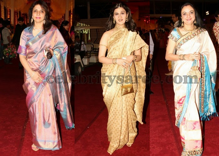 Light Color Silk Sarees
