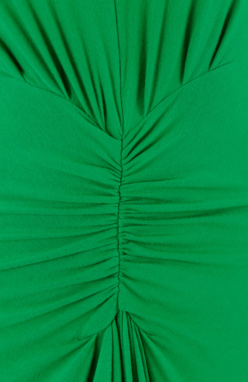 Sophistique Long Sleeve Maxi Dress – Emerald Green