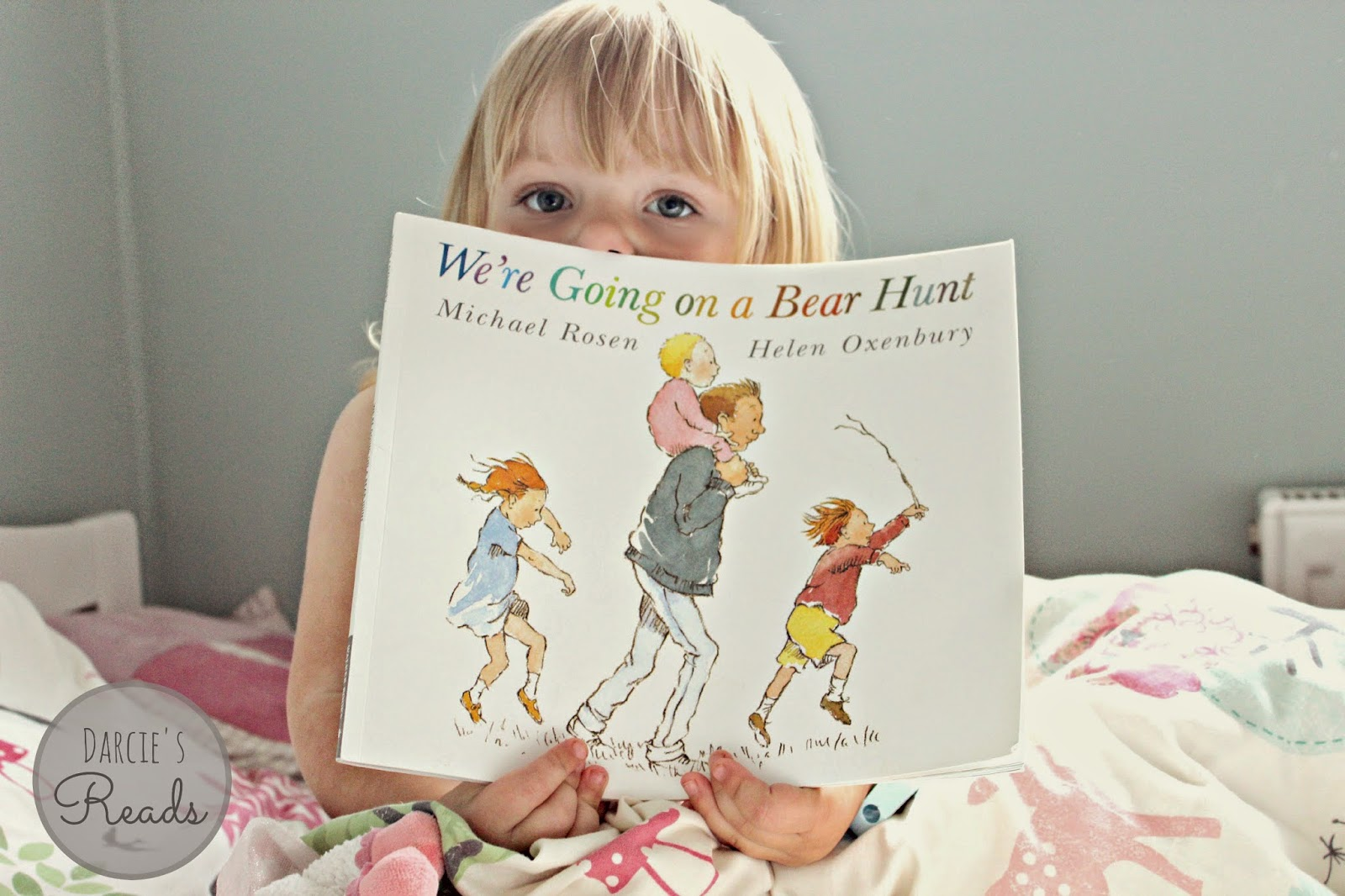 We're going on a bear hunt review