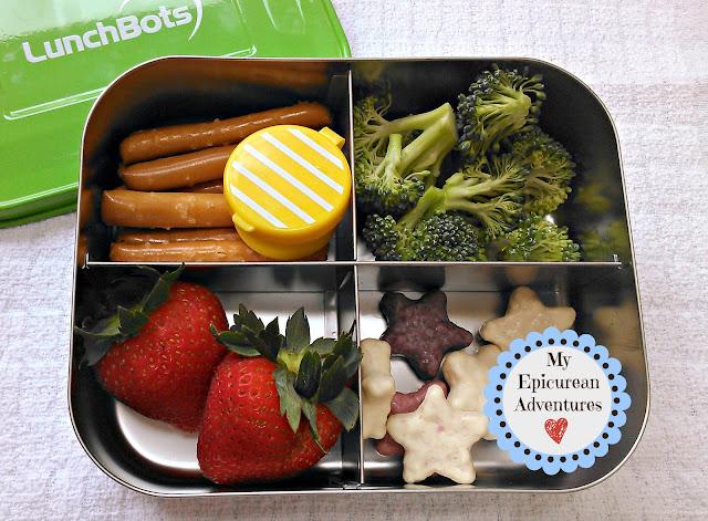 Healthy snacks for school