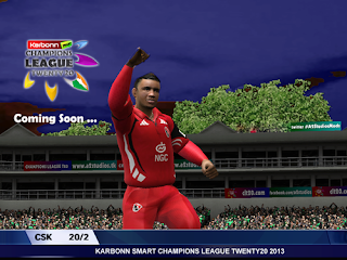 A2 Studios Karbonn Smart Champions League T20 - CLT20