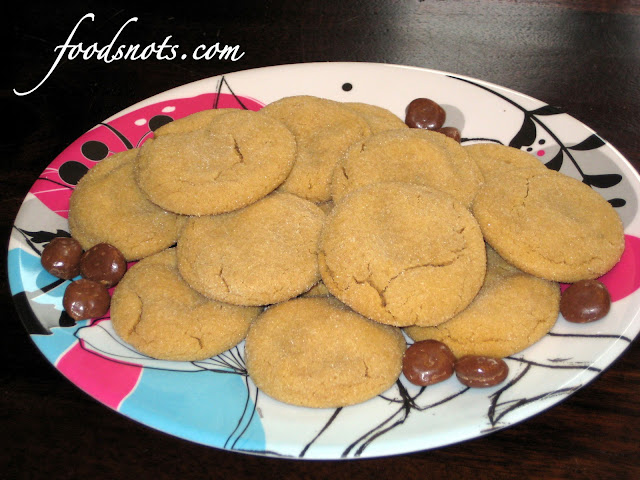 Chewy Surprise Cookies