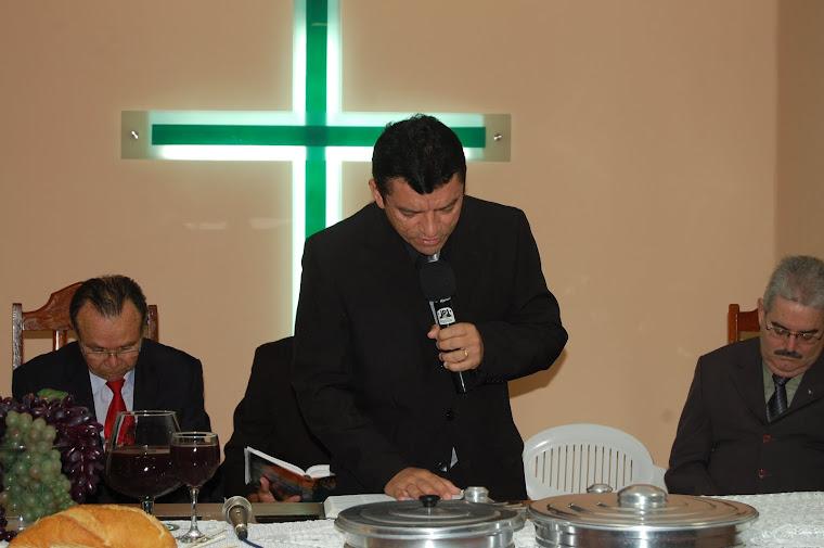 Mensagem: Rev.Jaciel Estevão