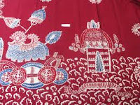 motif batik khas solo kreta kencana