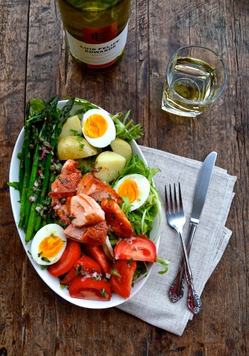 6 Ingredientes Increibles Ensaladas Proteinas