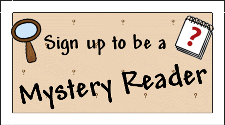 SIgn up for Mystery Reader