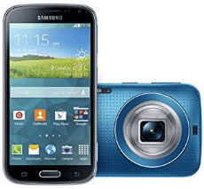 Samsung Camera Phone - Galaxy K zoom