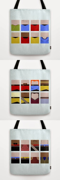 Star Trek Tote Bags