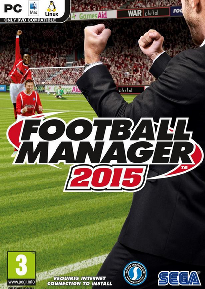 Football Manager 2015 PC Game Free Download