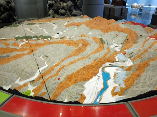 Hichiso Precambrian Museum, Gifu, Japan