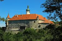 Zámek z Dvořáčkovy vyhlídky/The Castle - from Dvořáček´s View