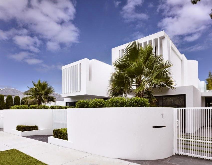 hogares frescos brighton casas de pueblo con un diseo minimalista y por martin friedrich arquitectos