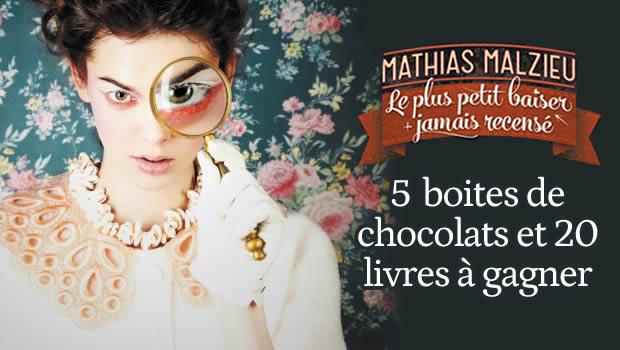 5 boites à chocolats + 20 livres