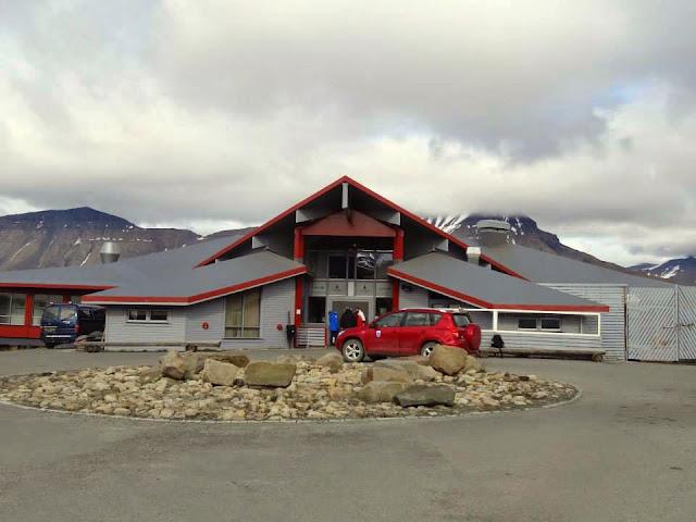 Longyearbyen Radisson Polar Hotel, Svalbard
