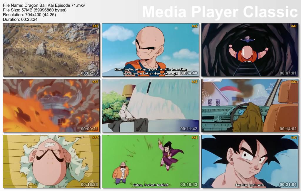 """Download Film / Anime Dragon Ball Kai Episode 71 """"Serangan Sembunyi"""